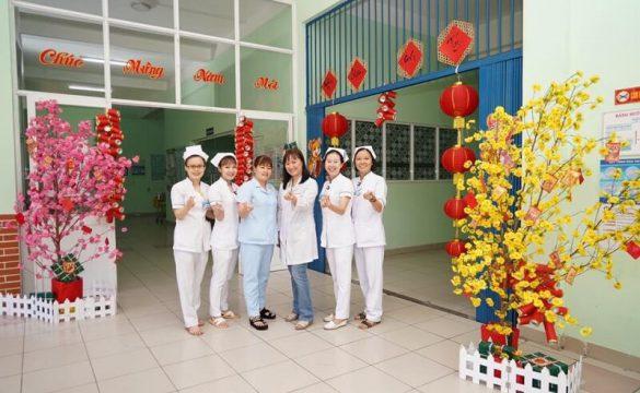 Bệnh viện Phạm Ngọc Thạch cùng nhau đón mừng Xuân Canh Tý năm 2020