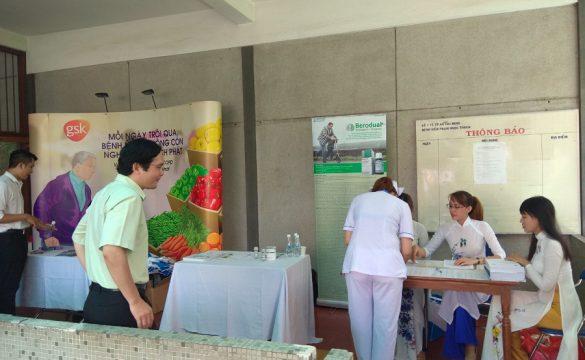 Hội thảo chẩn đoán điều trị  quản lý dự phòng hen phế quản