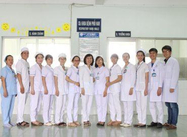 Khoa bệnh phổi C6
